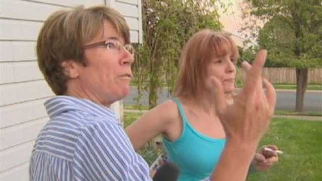 McNair showed the birds to 11 News I-Team reporter Jayne Miller.