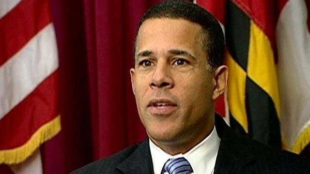 Maryland Lt. Gov. Anthony Brown