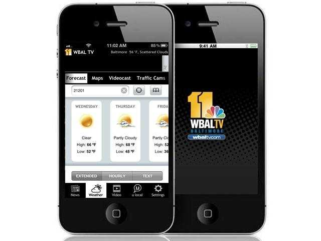 The forecast is at your fingertips everywhere you are and whenever you need it.