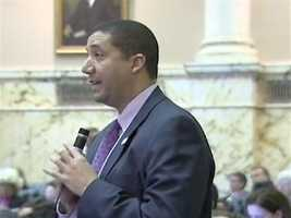 """""""I believe this is the civil rights issue of our generation,"""" said Baltimore City Delegate Keiffer Mitchell Jr., D-District 44, who voted in favor of the bill."""