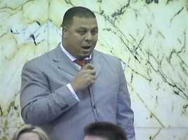 """""""I wonder openly, are our churches fully protected?"""" said Prince George's County Delegate Jay Walker, D-District 26, who voted against the bill."""