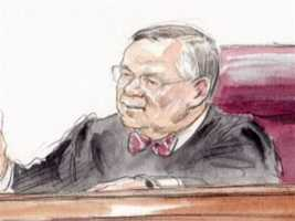 Charlottesville Circuit Court Judge Edward Hogshire