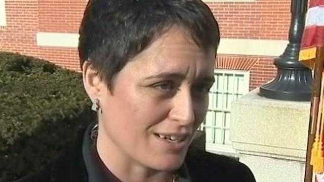 Montgomery County Democratic Delegate Heather Mizeur.