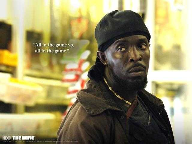 """HBO's """"The Wire"""" depicts the violence in Baltimore that may prompt you to reach for a Natty Boh."""