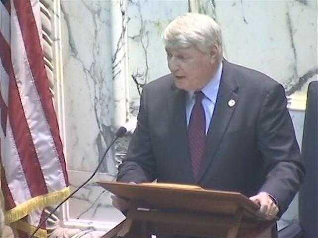 House Speaker Michael Busch
