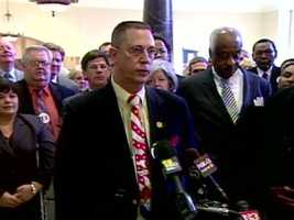 """""""I think we are going to have that fight on the floor in the very near future,"""" Anne Arundel County Delegate Don Dwyer, R-District 31, said on Jan. 25, 2011. """"Homosexuality will be taught to children in public schools as has been decided in courts in several states."""""""