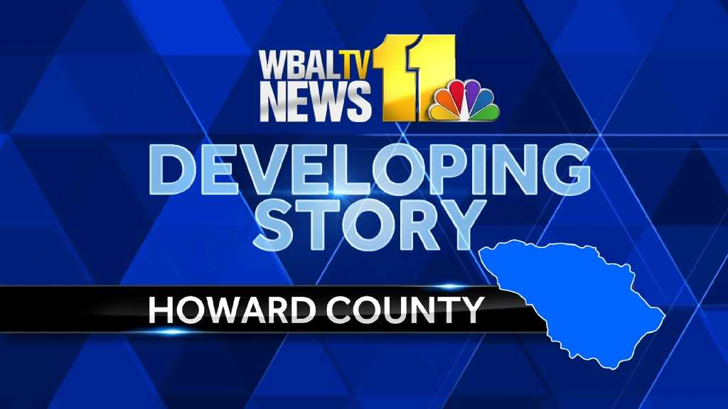 developing story - Howard County