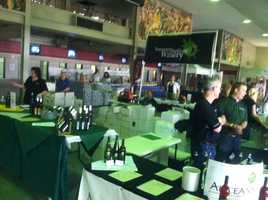 """""""We have 20 wineries coming. It's a great event with a lot of ambiance,"""" said Regina McCarthy of the Maryland Wine Association."""