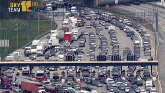 Chesapeake Bay Bridge toll traffic