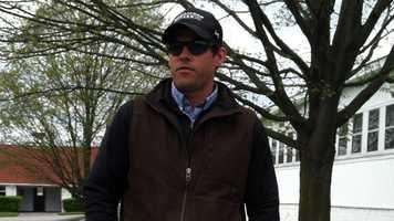 Sagamore Farm General Manager Tom Mullikin