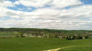 The beautiful farm in Glyndon, Baltimore County, is home to some of racing's finest.
