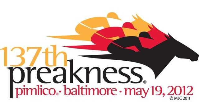 Released by theMaryland Jockey Club, this is the logo for the 137th Preakness Stakes.