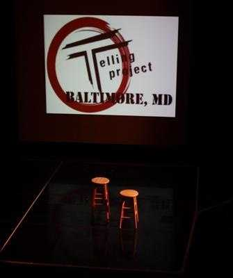 """Seven Maryland veterans and family members are sharing their stories in """"Telling: Baltimore,"""" a live stage performance of their own words. 