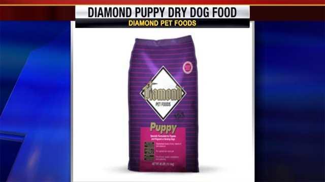 Diamond Pet Foods recall