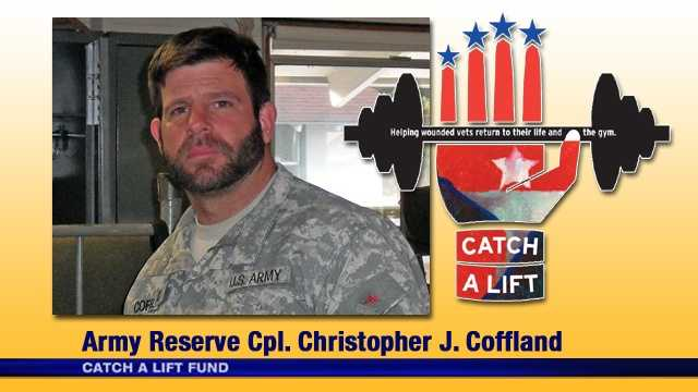 Army Reserve Cpl. Christopher J. Coffland
