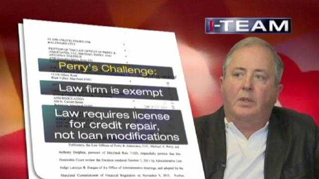 loan modification barry