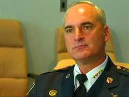 Baltimore City Police Commissioner Fred Bealefeld says timing's right for him to go.