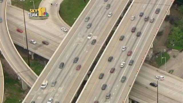 Interstate 95 in Balitmore City