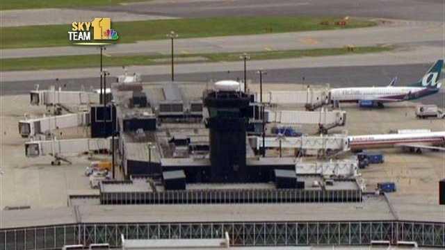 Baltimore-Washington International Thurgood Marshall Airport tower