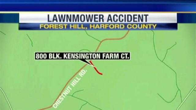lawnmower accident mpa