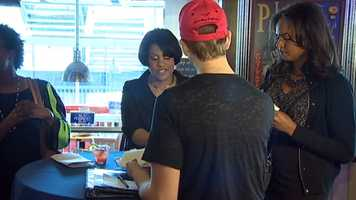 """We have to find new ways to attract visitors but also our residents to make it a year-round destination, and by adding these nationally-recognized restaurants and amenities, those are the types of things that will continue to help us to grow and attract new people,"" Rawlings-Blake said."