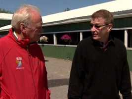 Maryland Jockey Club President Tom Chuckas shares what's new for the 137th running of the Preakness Stakes, the middle jewel of the Triple Crown. | WBAL-TV