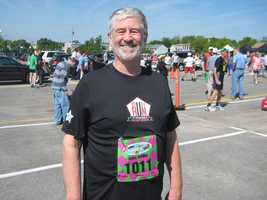 There were 643 runners who participated in the race this year.