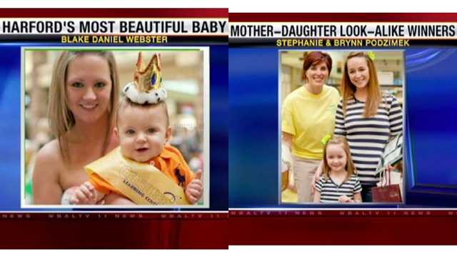 Harford's most beautiful baby winner