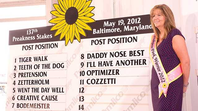 2012-Preakness-Post-Position