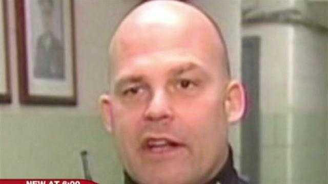 Sgt. Dennis Workley