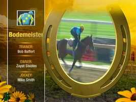 Bodemeister Post 7 (M-L Odds 8-5)