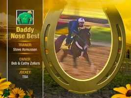 Daddy Nose Best Post 8 (M-L Odds 12)