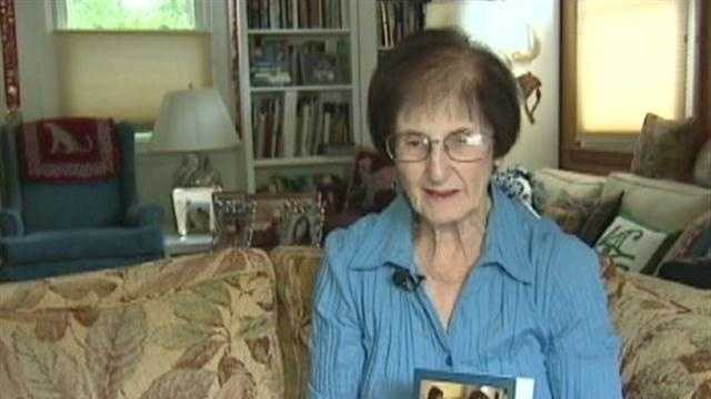 Rosemary Mild talks about her daughter, Miriam, who was killed in the 1988 Lockerbie bombing.