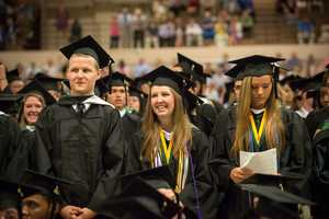 McDaniel College in Westminster held its 142nd commencement May 19.