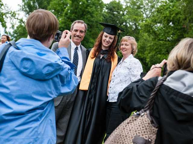 """Mark Chewning received 2012 Outstanding Student of the Year Award. The 55-year-old single-dad who lost his job as a photographic retoucher after 25 years, his marriage ended soon after, so he enrolled at HCC to """"pick himself up."""""""