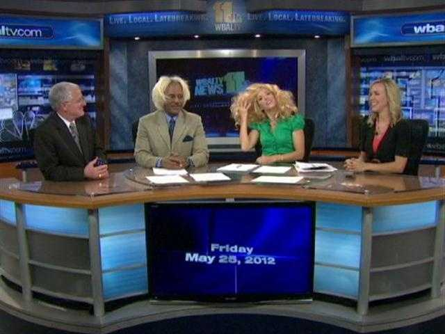 All in all, it was a fun morning show! Watch the video.