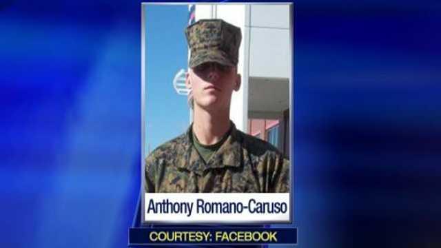 Marine Anthony Romano-Caruso