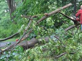 New Windsor damage