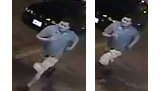 Police are looking for this man in connection with an Annapolis sex assault on May 19.