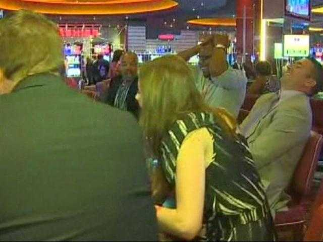 The casino will eventually have more than 4,700 slot machines.