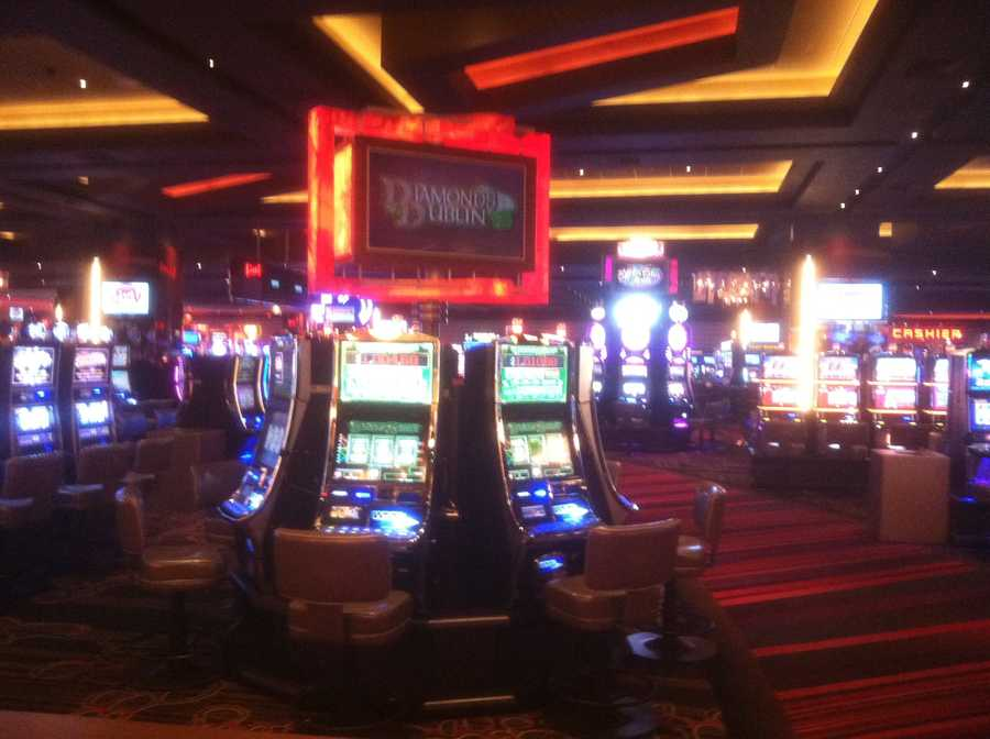 In that space, 160,000 square feet have been reserved for gaming, but there are plenty of other games from which to choose, including baccarat, roulette, blackjack and poker.