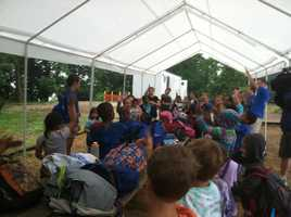 The Y of Central Maryland runs week-long camps across the area all summer long.
