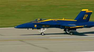"The Chief of Naval Air Training selects the ""Boss,"" the Blue Angels Commanding Officer."