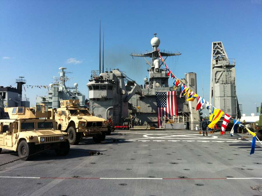 USS Fort McHenry