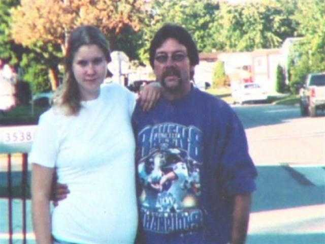 Bruce Wagner's daughter, Crystal (pictured with dad above), tells 11 News that memories from her wedding, which happened hours before the fire, will forever be clouded by her father's death.