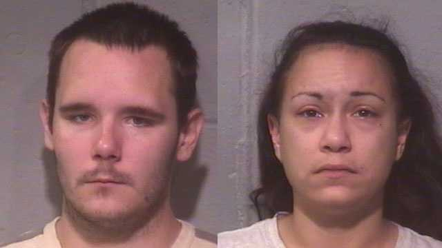 Detectives said Justin Mathew Caple, 23, of Berlin and Lindsay Marie Lopez, 23, of Berlin, are responsible for several burglaries throughout Ocean City.