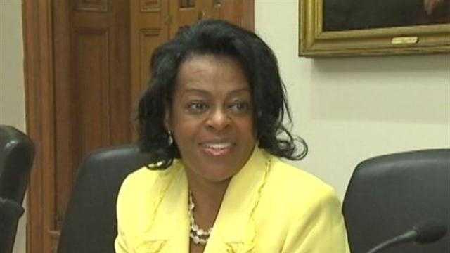 Baltimore City Comptroller Joan Pratt
