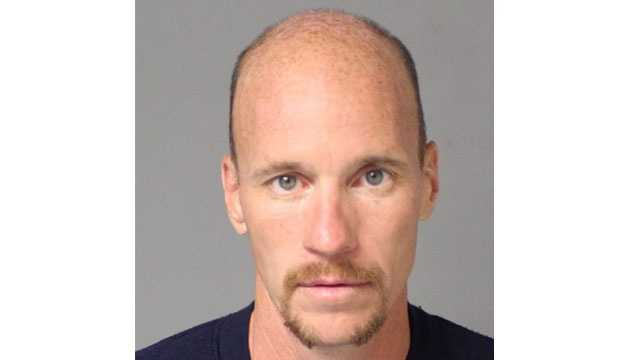 Police said 46-year-old Michael Joseph Wagner, of Glen Burnie was arrested and charged with second-degree burglary, fourth-degree burglary, burglar tools, destruction of property over $500 and destruction of property under $500.
