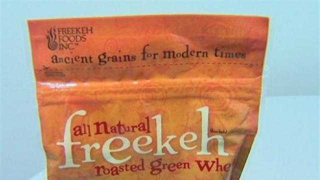 Weight-loss grain Freekeh