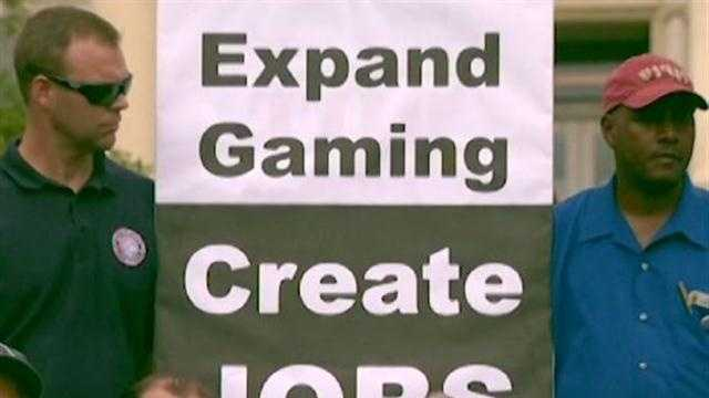 Gaming expansion